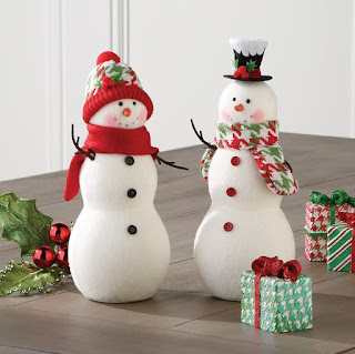 snowman decorations