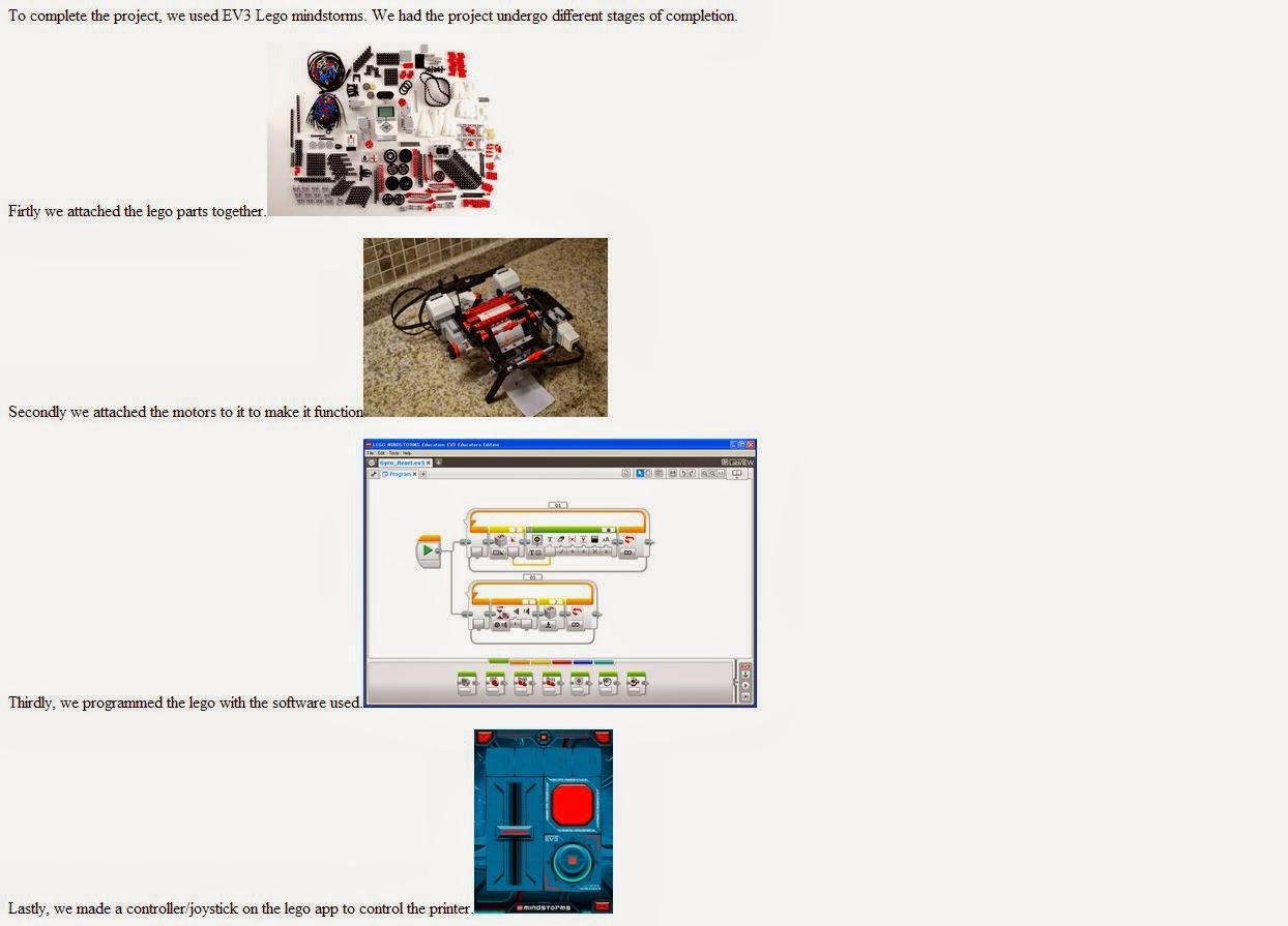 Dreamweaver Website | Technology 2013-14