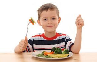 Daftar Makanan Sehat Untuk Kecerdasan Otak Anak