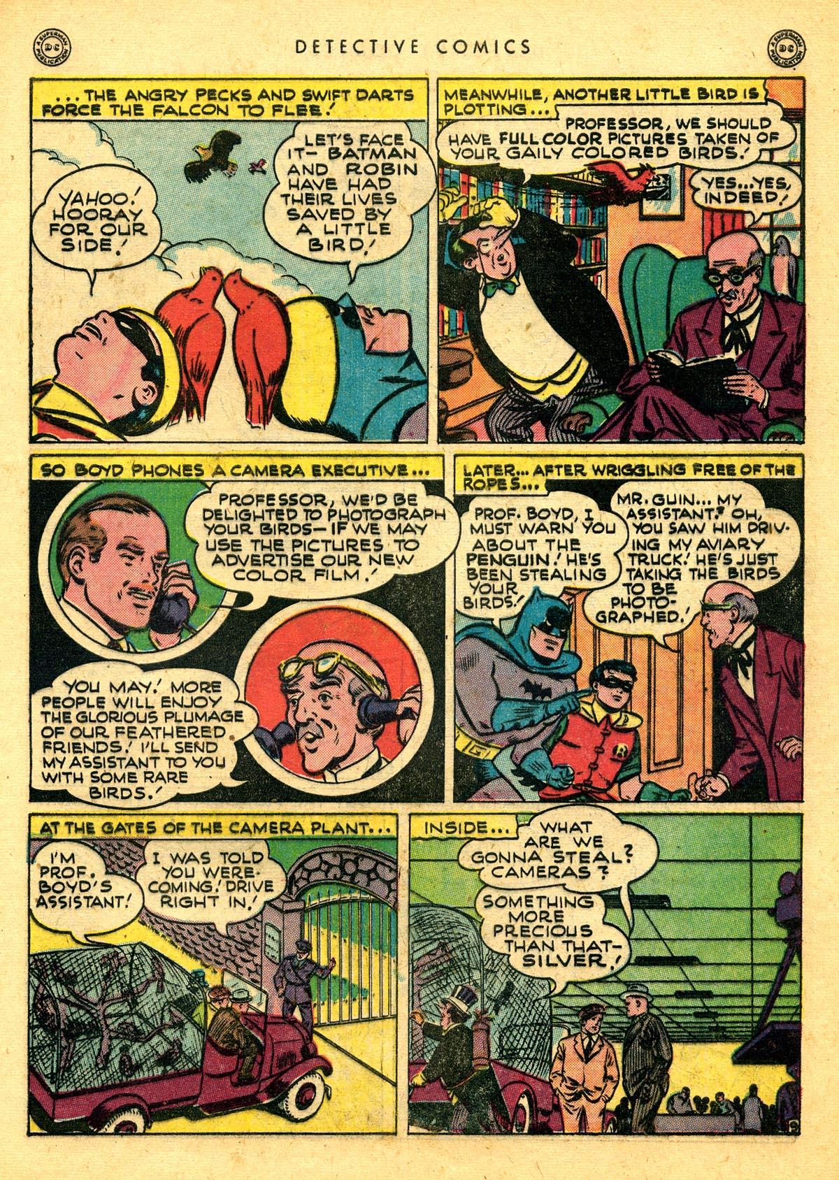 Detective Comics (1937) 120 Page 10