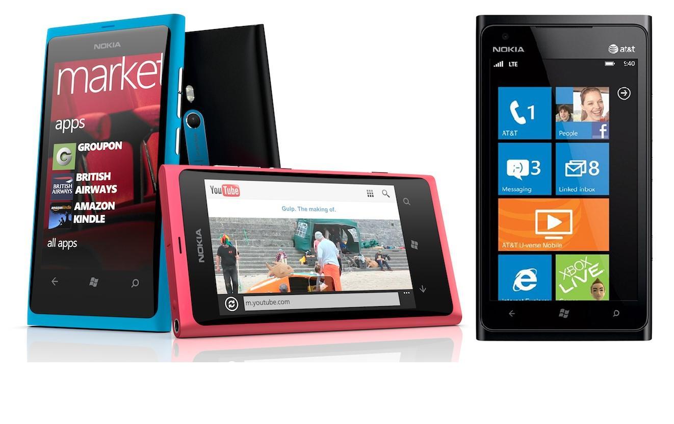 Harga Dan Spesifikasi HP Nokia Lumia 800