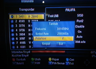 Cara Tracking Siaran Trans TV, Trans 7, ANTV,  dan Net TV Terbaru 2019, Update Telkom 4, Good Bye Telkom 3S