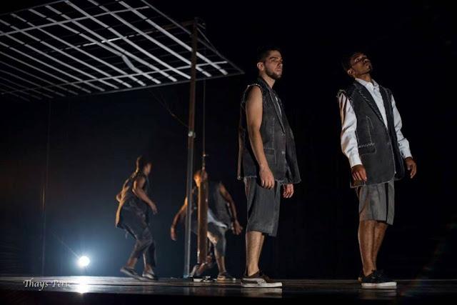 Grupo Zumb.boys convida Vera Sala para Escambo Artístico em Dança