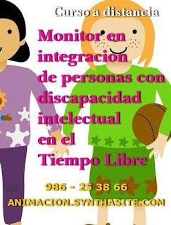 imagen cursos monitor integracion de personas con discapacidad intelectual