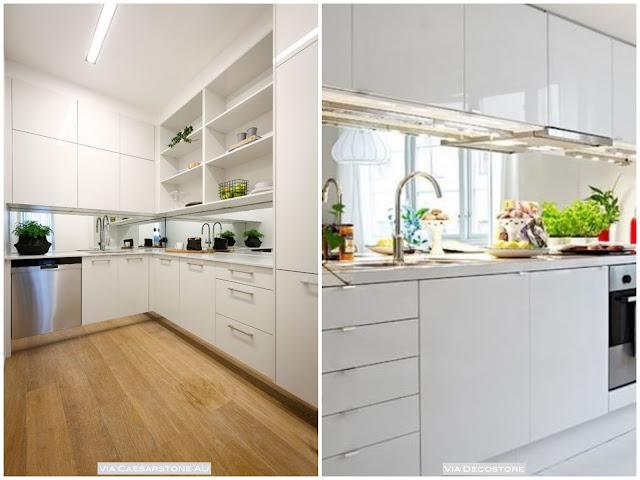revestimentos diferentes para cozinha