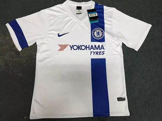 on sale cc628 56602 These Are Not The New Nike Chelsea 17-18 Home & Away Kits ...