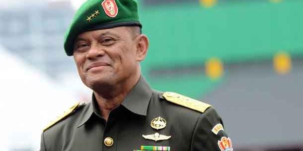DPR Terima Surat Pemberhentian Panglima TNI