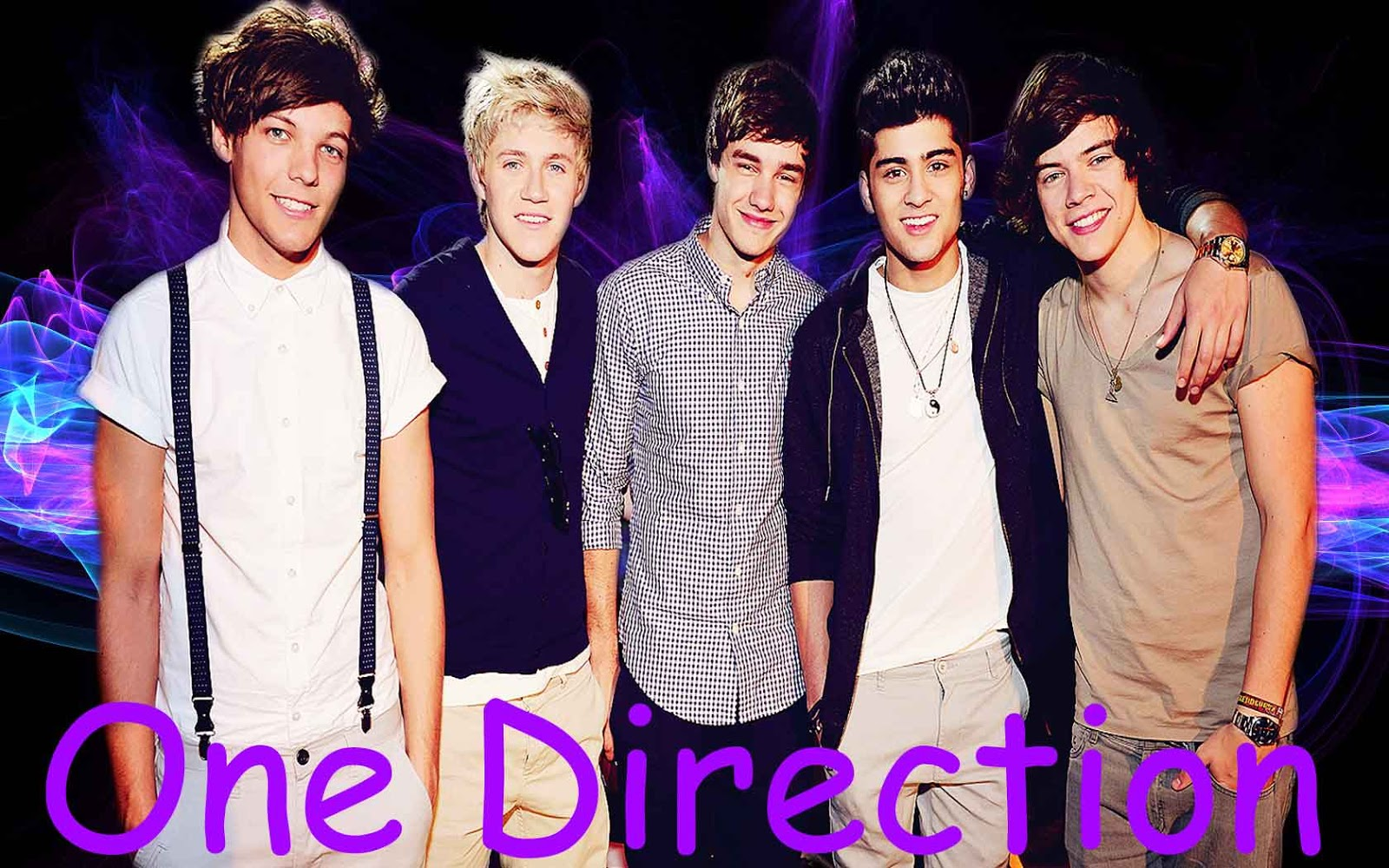 Boy Band Wallpaper One Direction Wallpaper