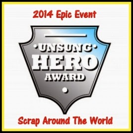 unsung hero scraparound the world