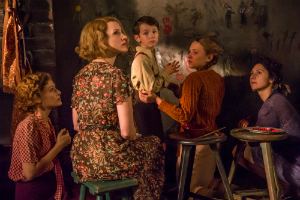 """The Zookeeper's Wife"" Movie Review"