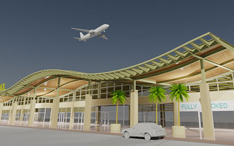 New Bohol International Airport in Panglao Island to Open this November 2018