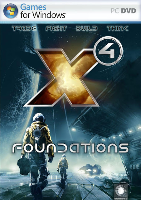 X4 Foundations PC Cover