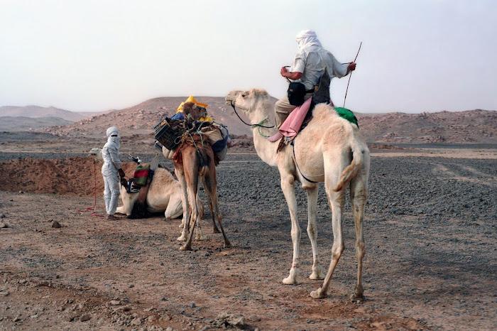 Algérie, Hoggar, © L. Gigout, 1991