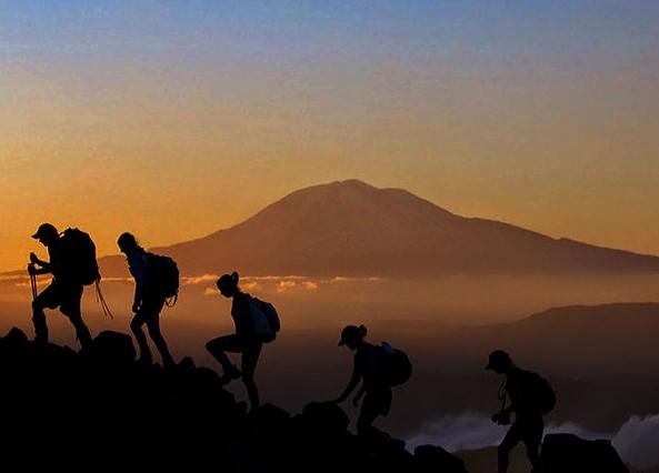 Tips Mendaki Gunung Tanpa Sampah