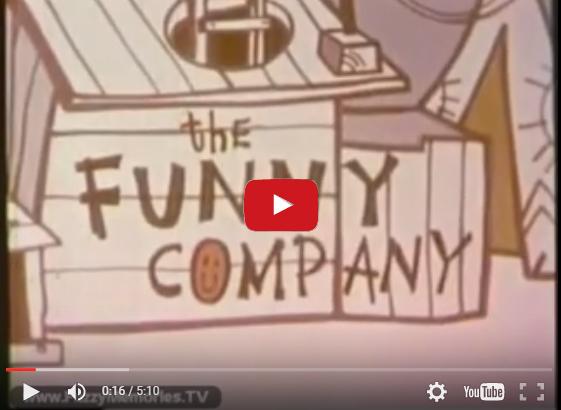 The Funny Company - una comiquita de cuando eramos muy pequeños