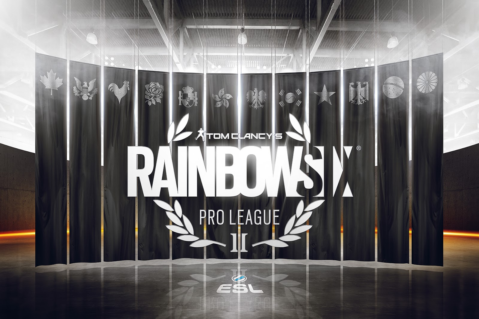 Ubisoft comparte nuevos detalles de la Pro League año 2 de Tom Clancy's Rainbow Six