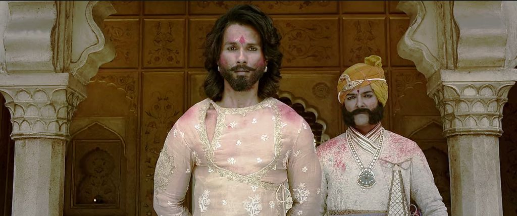 Padmaavat (2018) ORG Hindi 720p Bluray 1Gb Download