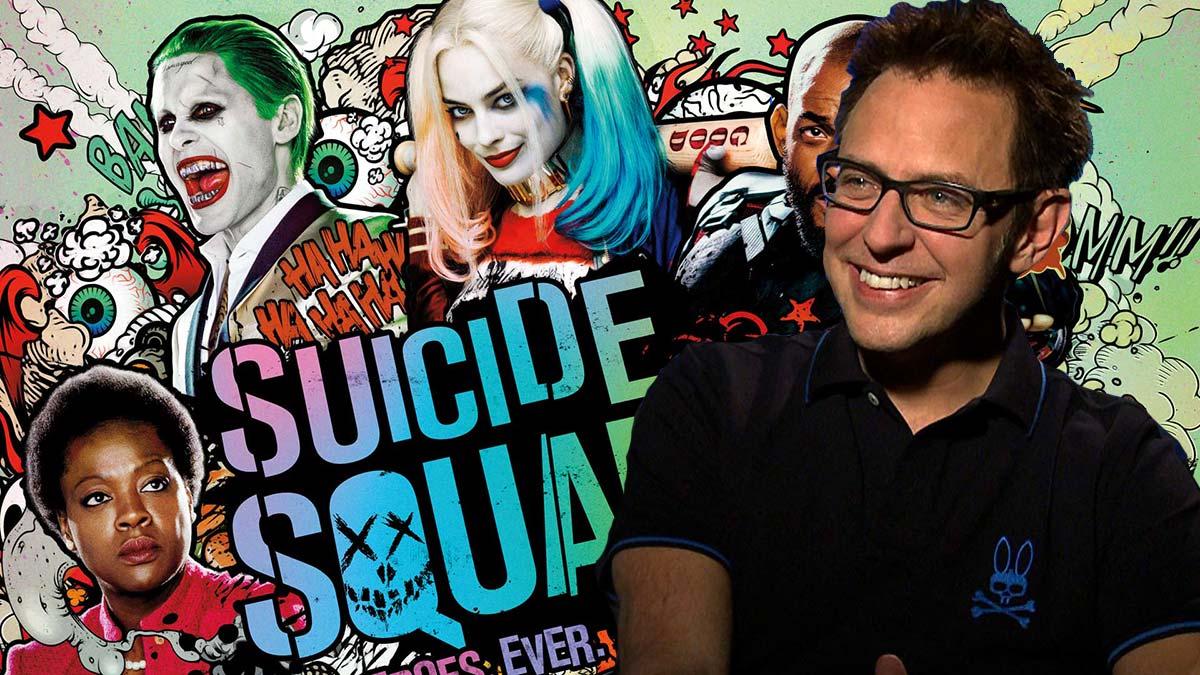 Esquadrão Suicida será produzido de uma forma diferente por James Gunn