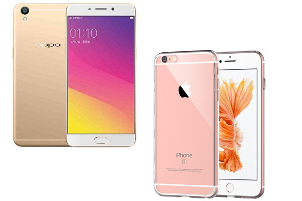 Akhirnya, Oppo Bisa Mengalahkan iPhone di Pasar Smartphone China