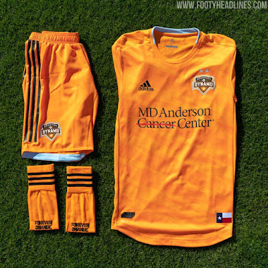 newest collection 6243f 97b75 Houston Dynamo 2019 Home Kit Revealed - Footy Headlines