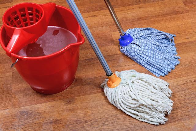 Limpieza profesional de tu hogar