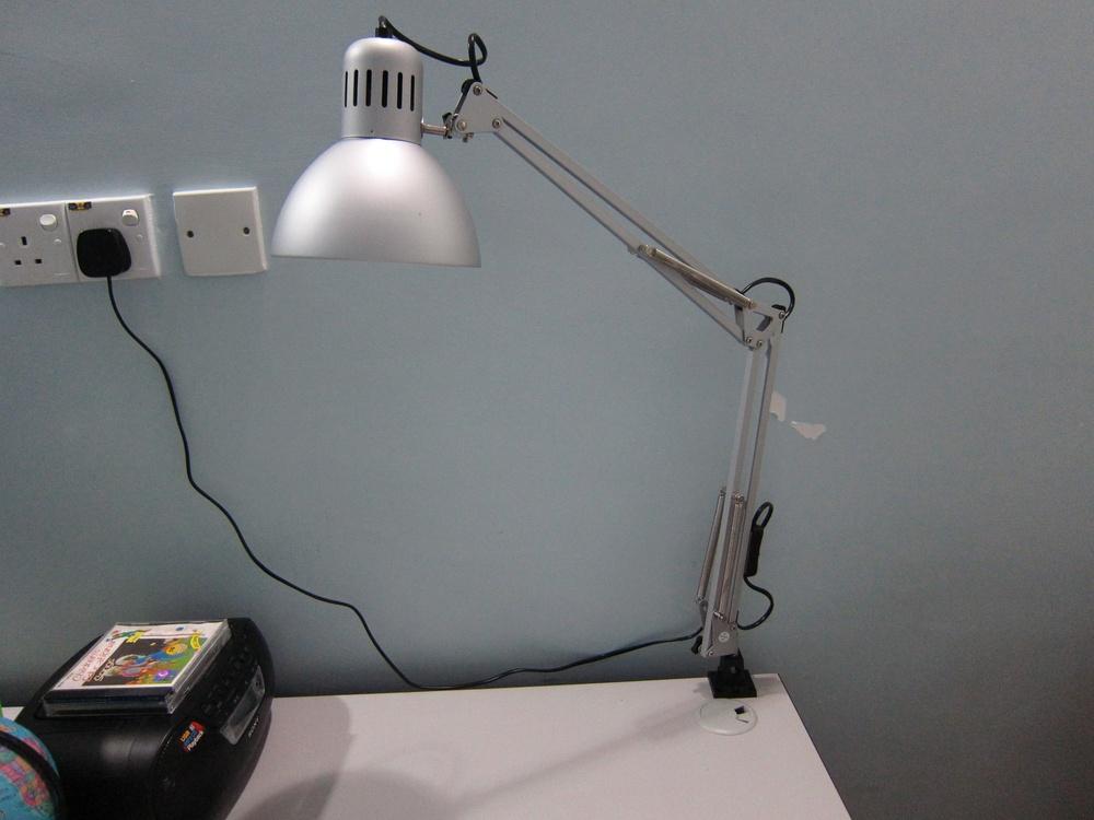 Gadgets And Stuff Ikea Tertial Work Lamp