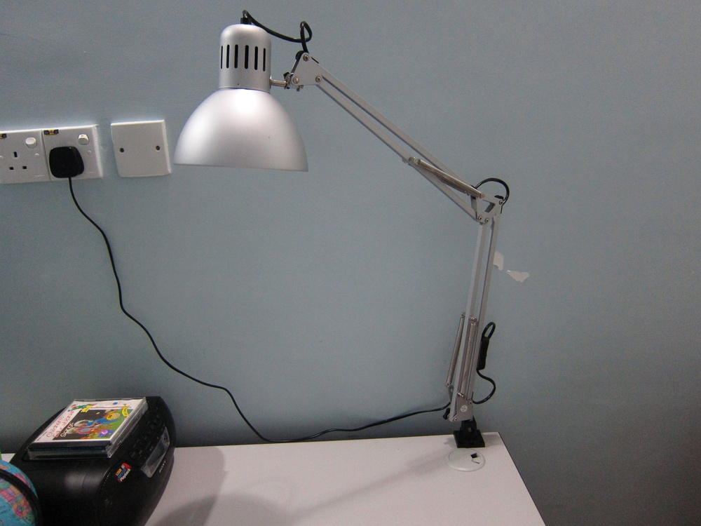 Gadgets and stuff: IKEA Tertial Work Lamp
