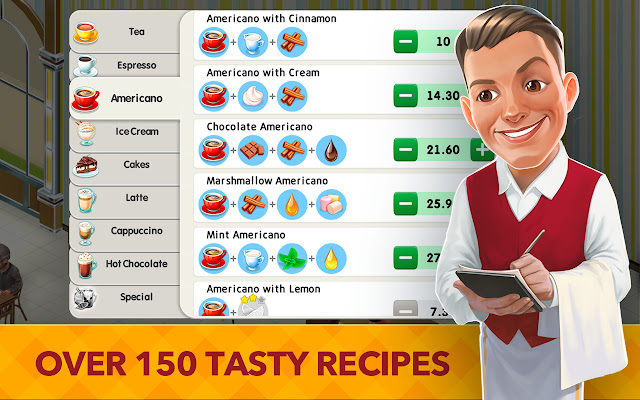 My Cafe: Recipes & Stories APK MOD Unlimited Money