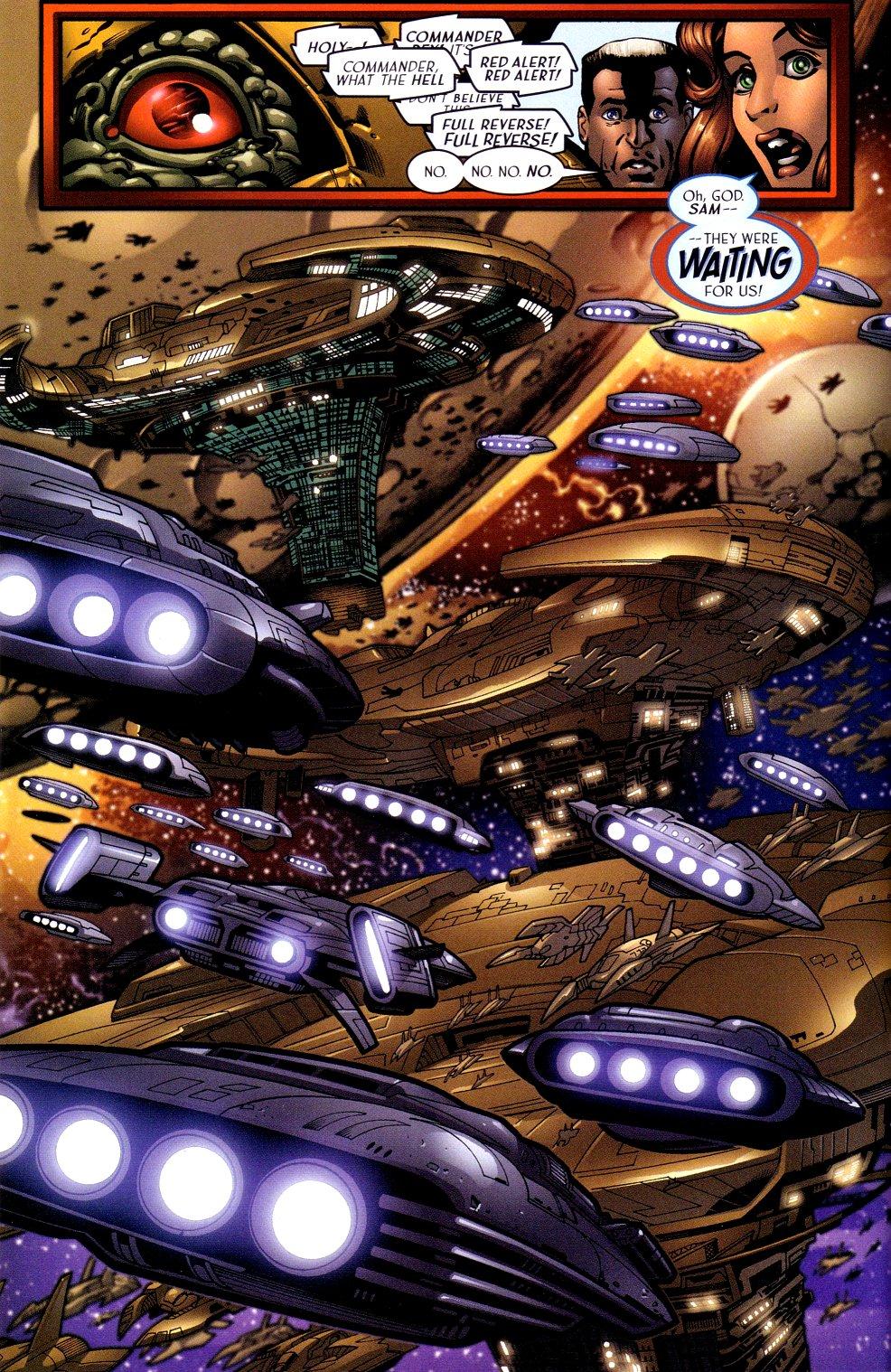 Read online Sigil (2000) comic -  Issue #16 - 9