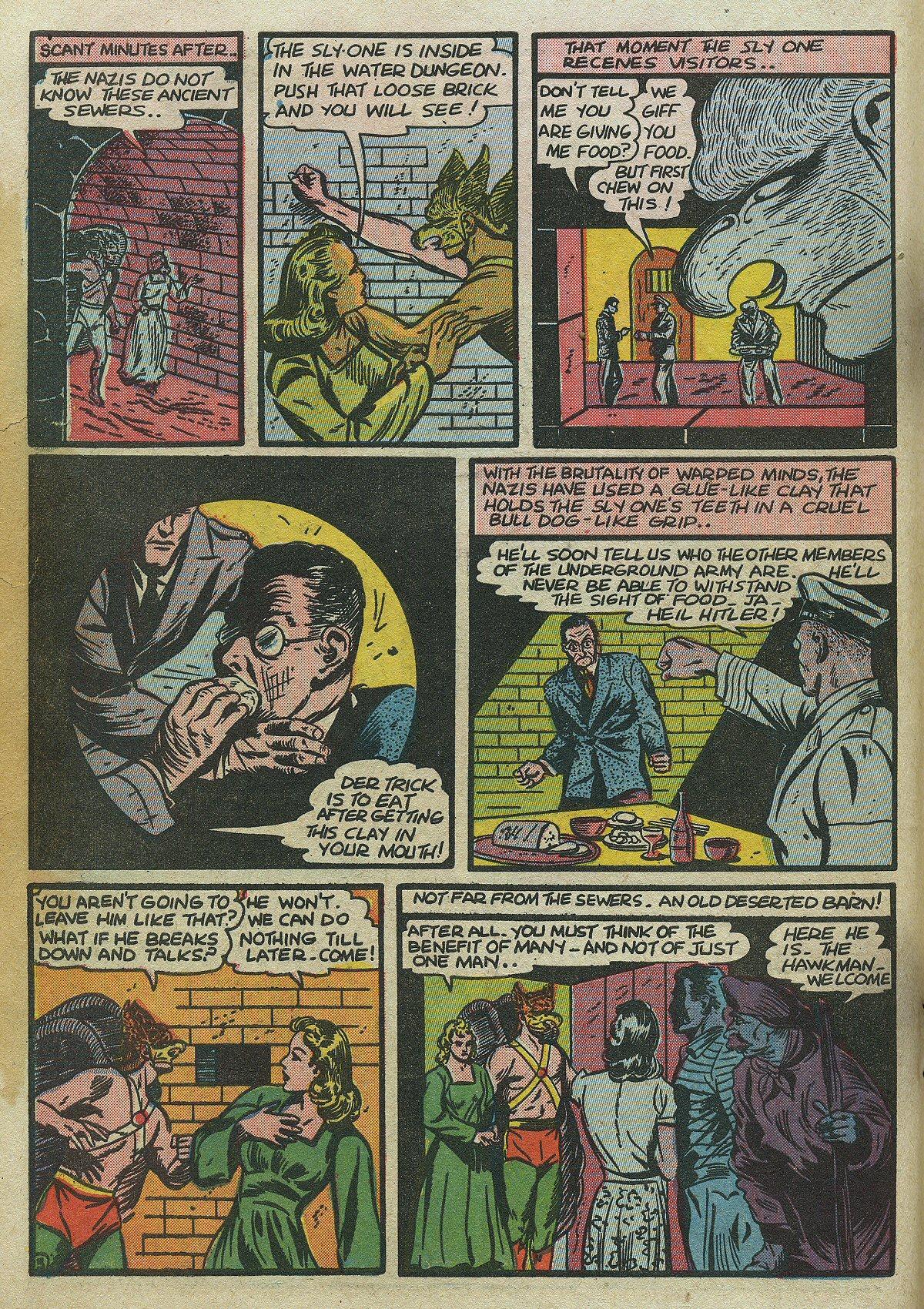 Read online All-Star Comics comic -  Issue #14 - 8