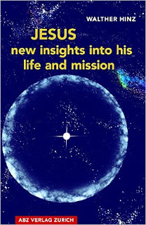 Jesus – New Insights into His Life and Mission book promotion Walther Hinz