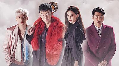 أجمل المسلسلات الكورية المستوحاة من الأساطير أفلام انمي سينما فيلم