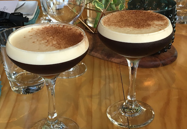 The Albion Rooftop, South Melbourne, espresso martinis