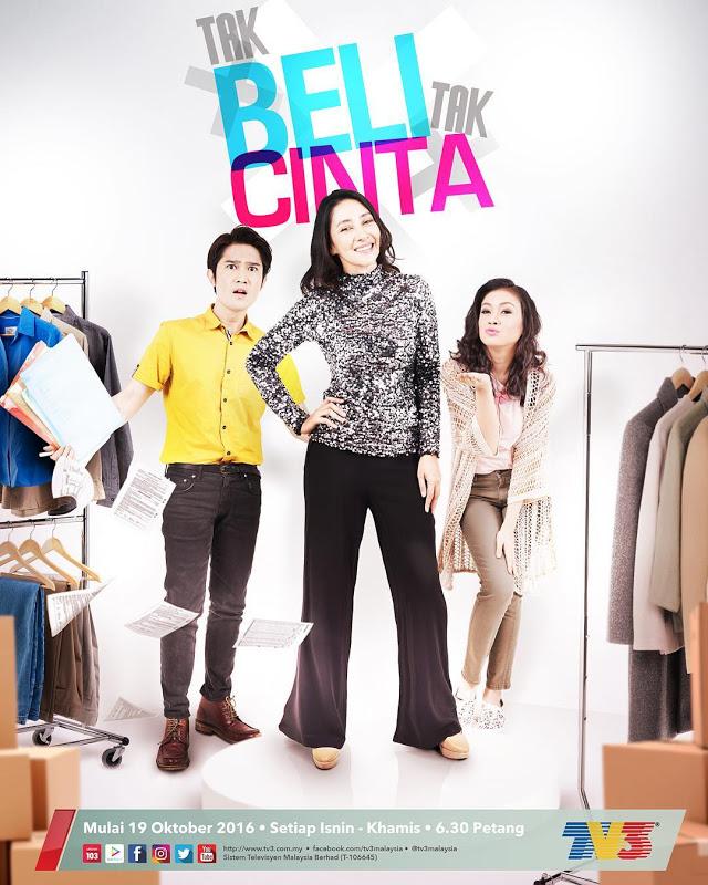 Drama Tak Beli Tak Cinta (TV3)