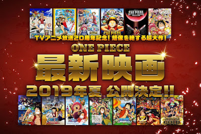 "Anime: Anunciada una próxima película de ""One Piece"""
