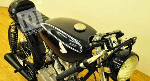 Modif Honda CB