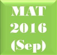 MAT 2016