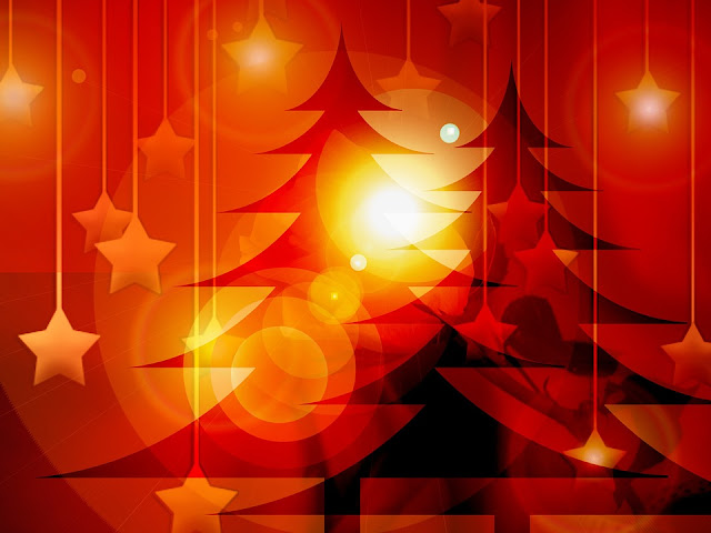 Red background Merry Christmas images