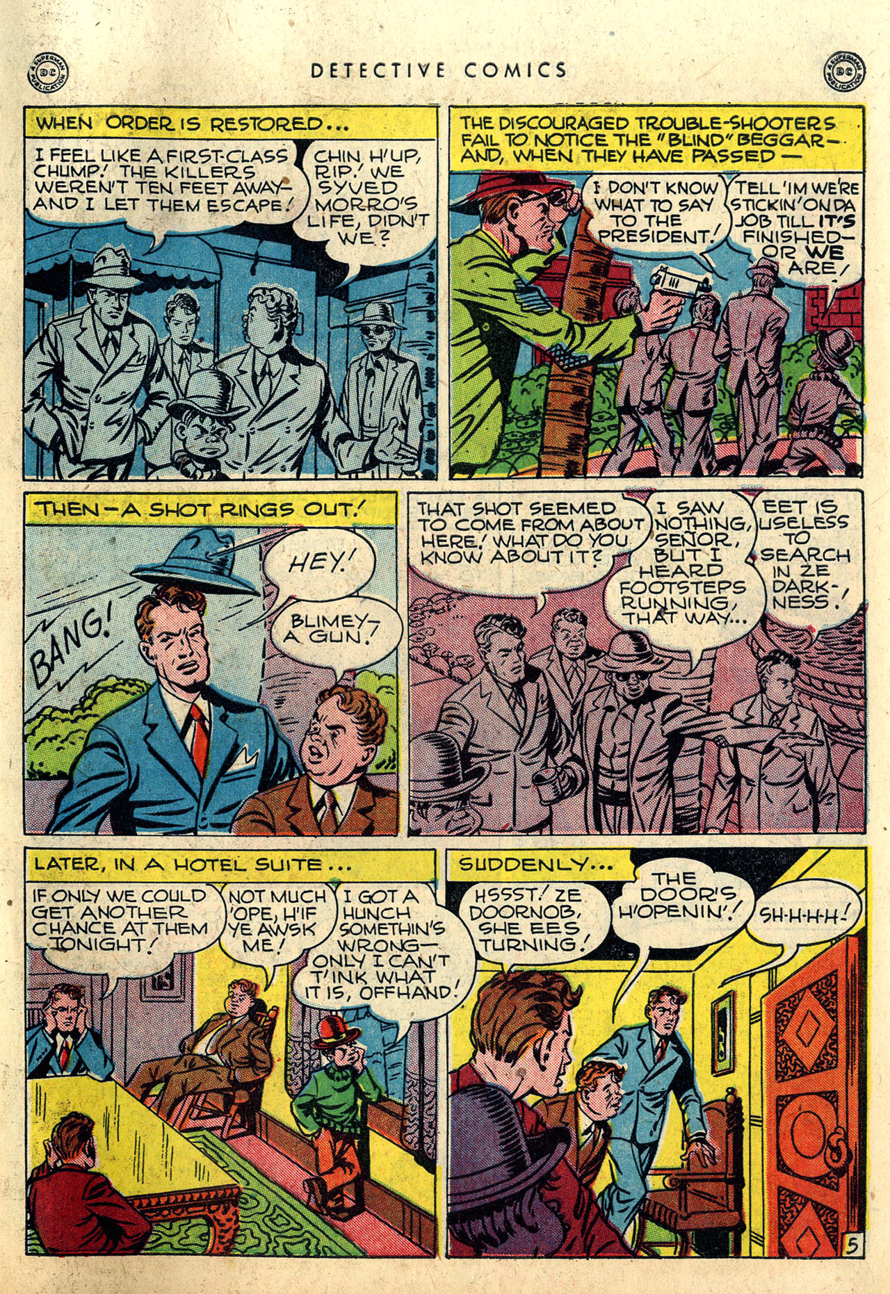 Read online Detective Comics (1937) comic -  Issue #112 - 41