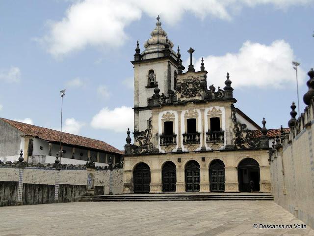 Centro Histórico João Pessoa