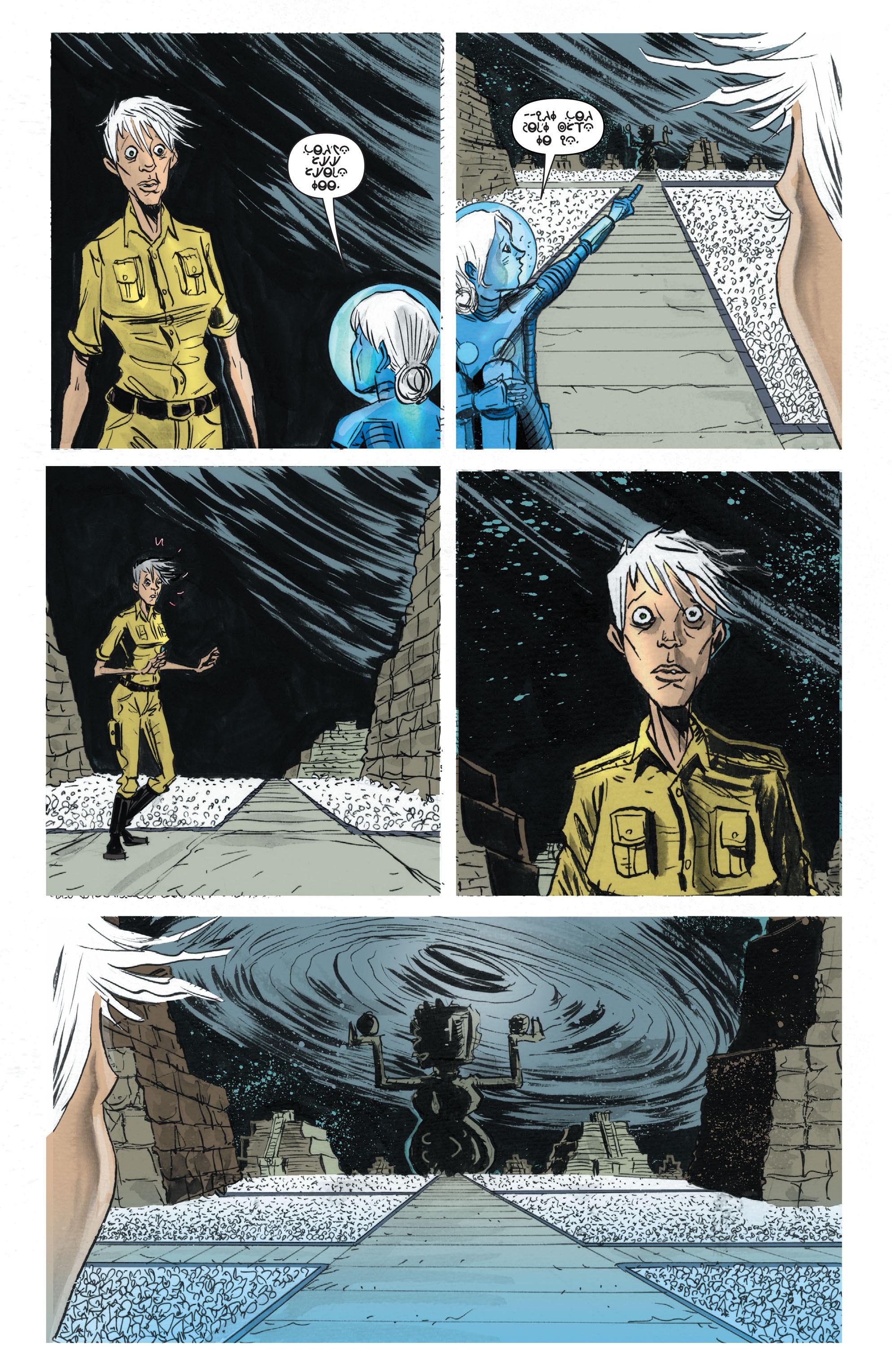 Read online Trillium comic -  Issue # TPB - 174