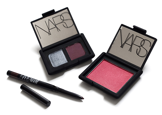 NARS x Sarah Moon Holiday 2016 Color Collection Impudique Indes Galantes Sichuan Review Photos Swatches