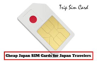 Cheap Japan sim card