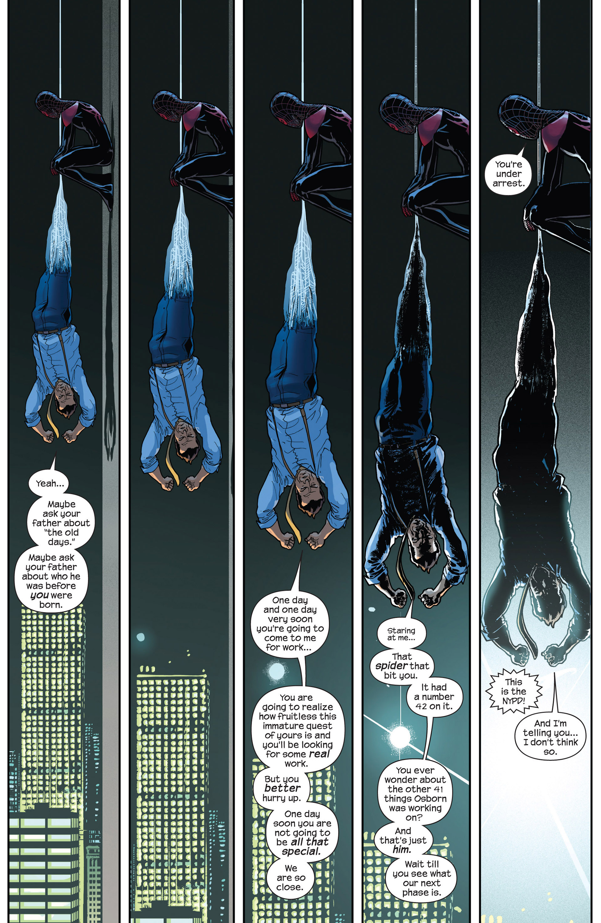 Read online Ultimate Comics Spider-Man (2011) comic -  Issue #28 - 11