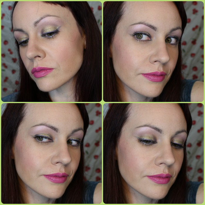 Maquillaje 03: 24k Tattoo Maybelline + Petal Pusher Wet n Wild