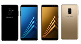 Spesifikasi Samsung Galaxy A8 dan A8+ Beserta Harga 2018