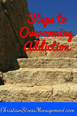 Steps to overcome addiction