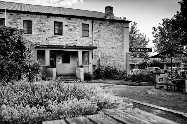 Rylstone NSW The Globe Hotel Beer Garden country landscape photography