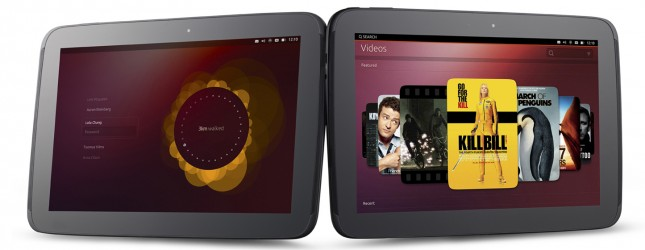 Ubuntu for tablets officially unveiled