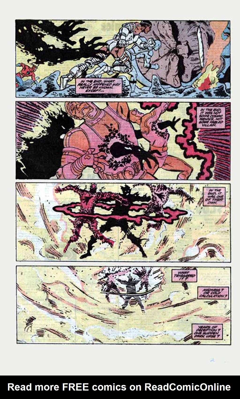 Read online Armageddon 2001 comic -  Issue #1 - 11